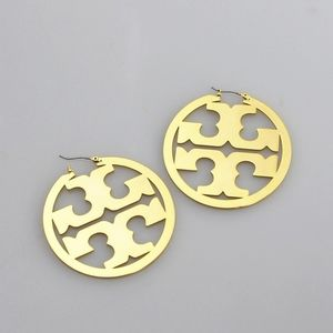 tory burch gold earrings